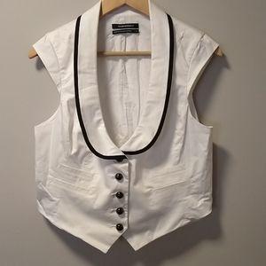 Club Monaco vest sz L
